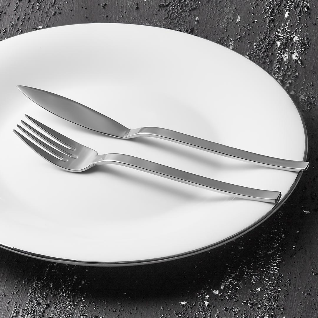 9200 Daily Balık Çatal Bıçak 12 Parça Set