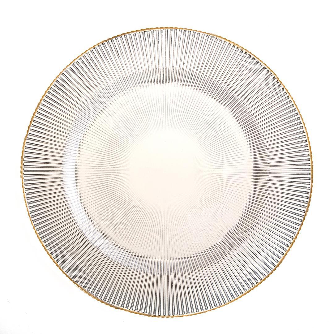 Jumbo Luce 34 cm Gümüş Rim Supla