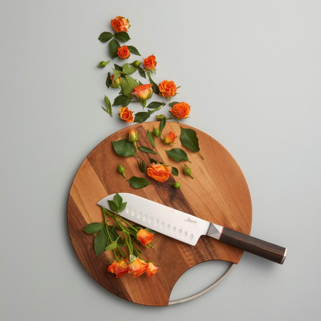 Jumbo Osaka 18 cm Santoku Şef Bıçağı