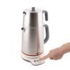 Homend Royaltea 1709H Konuşan Paslanmaz Çelik  Gri Çay Makinesi