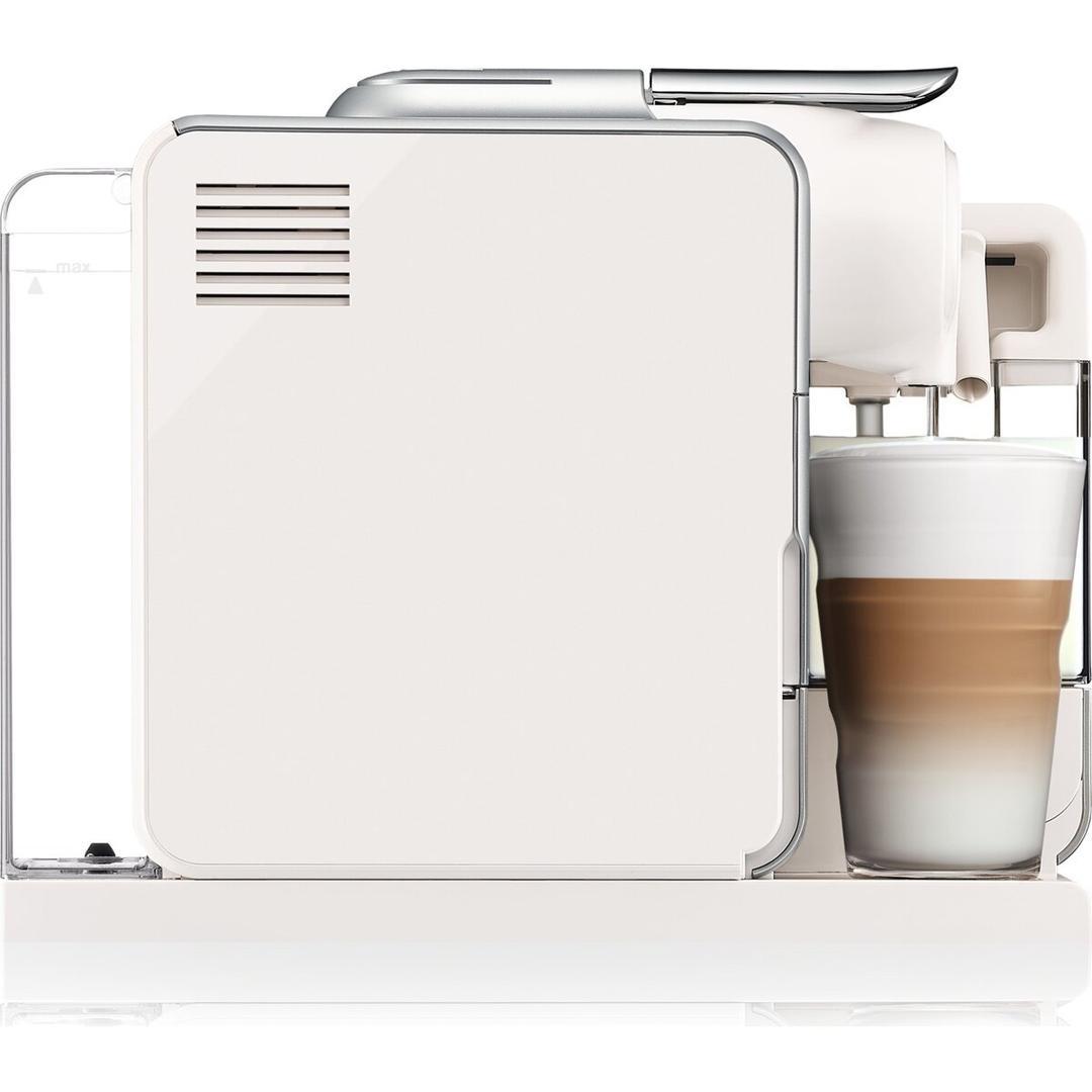 Nespresso Makine Klasik F521 Lattissima Silver Kapsül Kahve Makinesi
