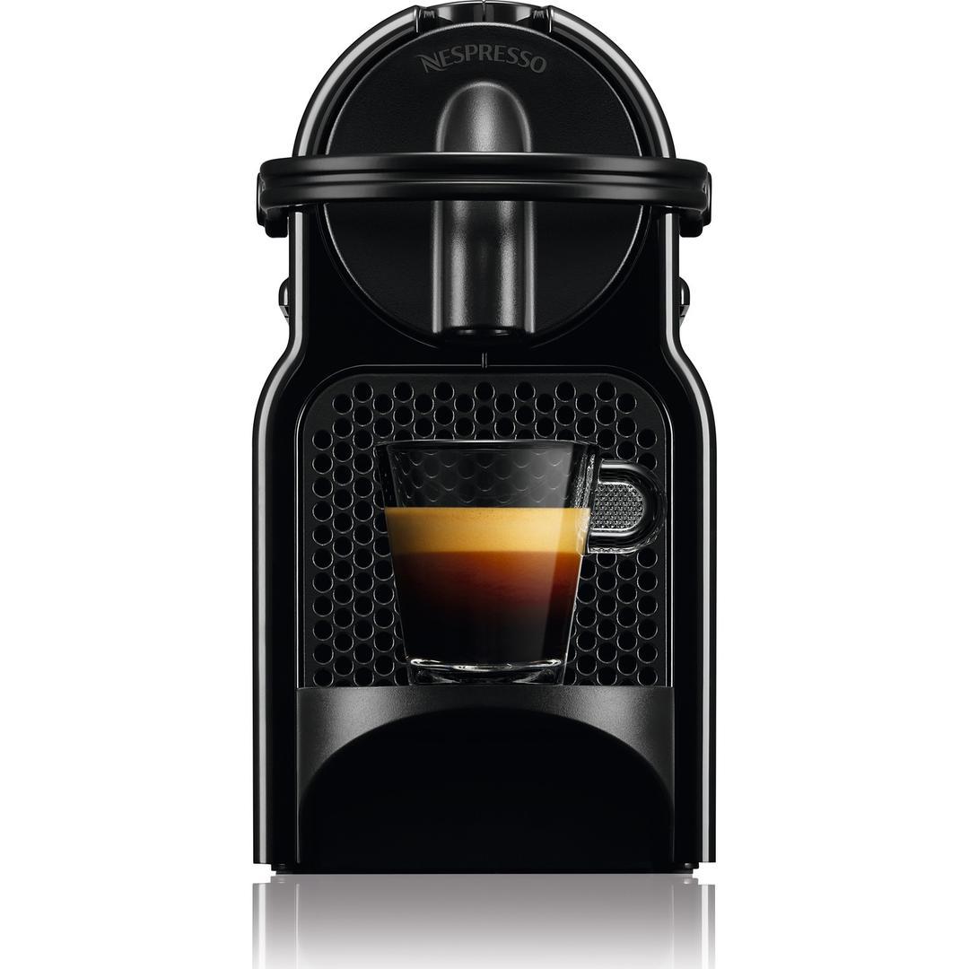 Nespresso İnissia D40 Black Kapsül Kahve Makinesi