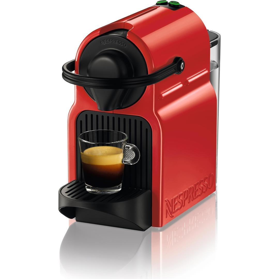 Nespresso İnissia C40 Red Kapsül Kahve Makinesi
