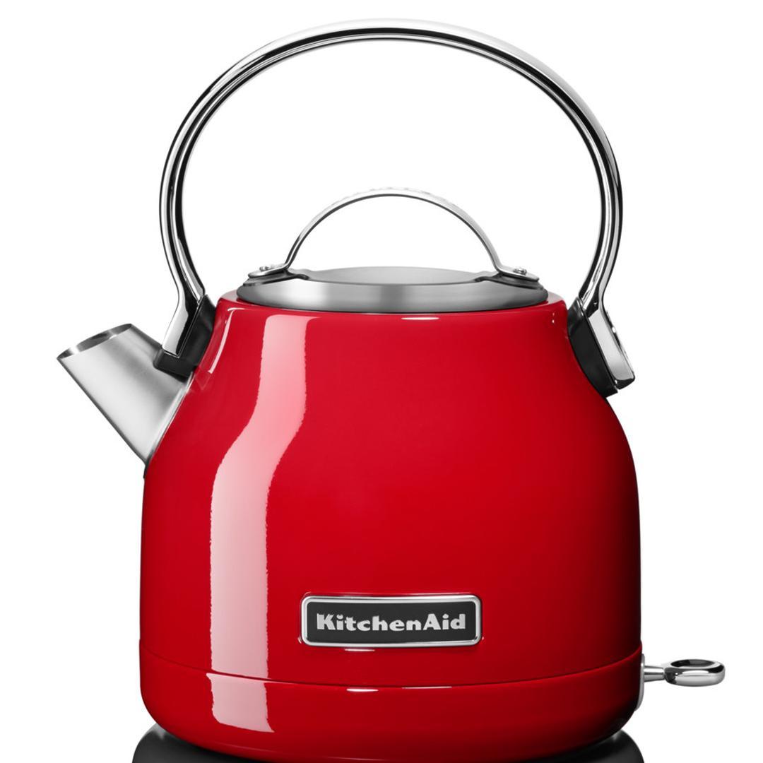 Kitchenaid 1,25L Su Isıtıcısı 5KEK1222 Empire Red-EER