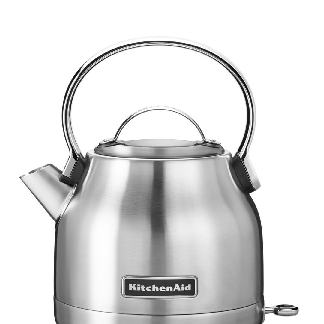 Kitchenaid 1,25L Su Isıtıcısı 5KEK1222 Stainless Steel-ESX