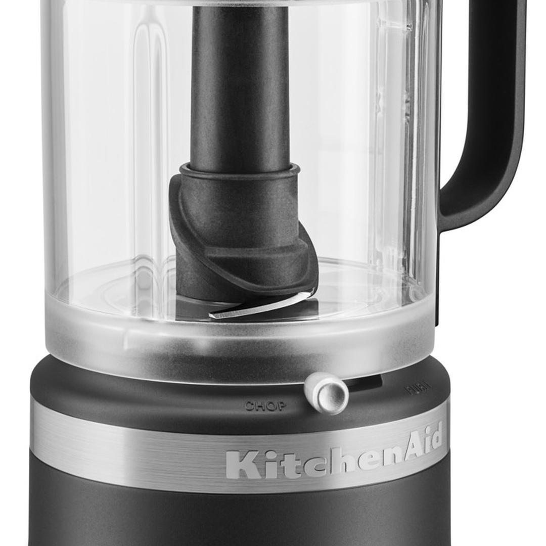 Kitchenaid 1,19 L Mutfak Robotu 5KFC0516 Matte Black-EBM