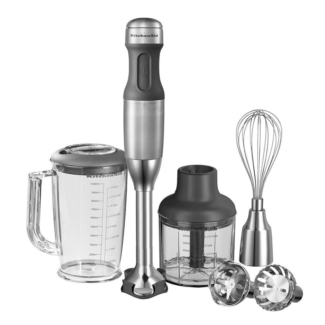 Kitchenaid El Blender Seti 5KHB2571 Brushed Stainless Steel-ESX
