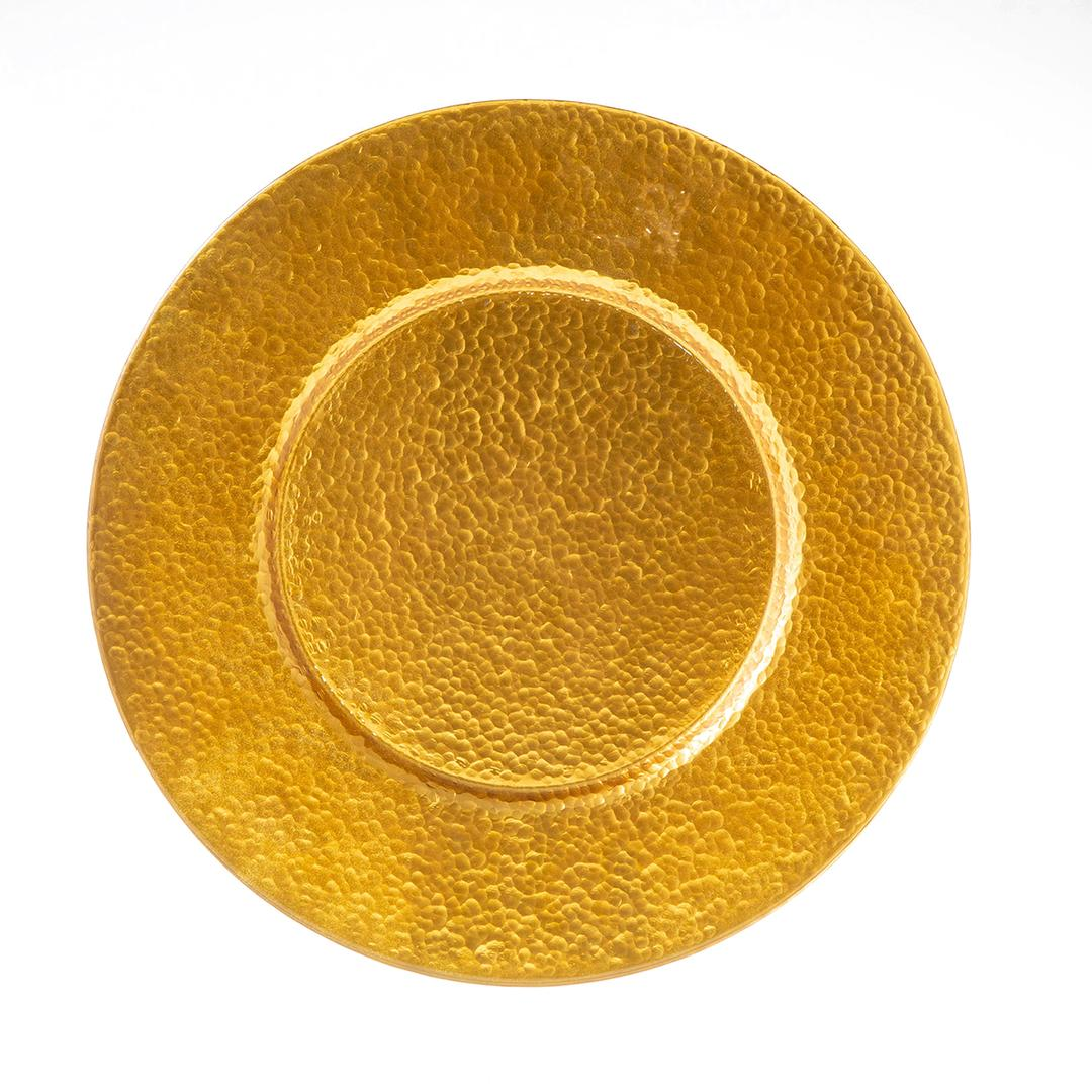 Jumbo Craft 33 cm Cam Altın Supla