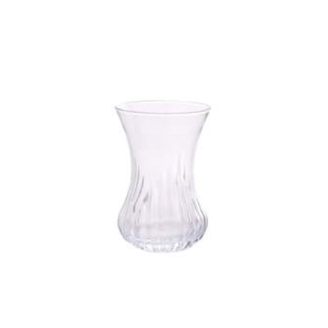 Jumbo Isabel 6'lı Çay Bardağı