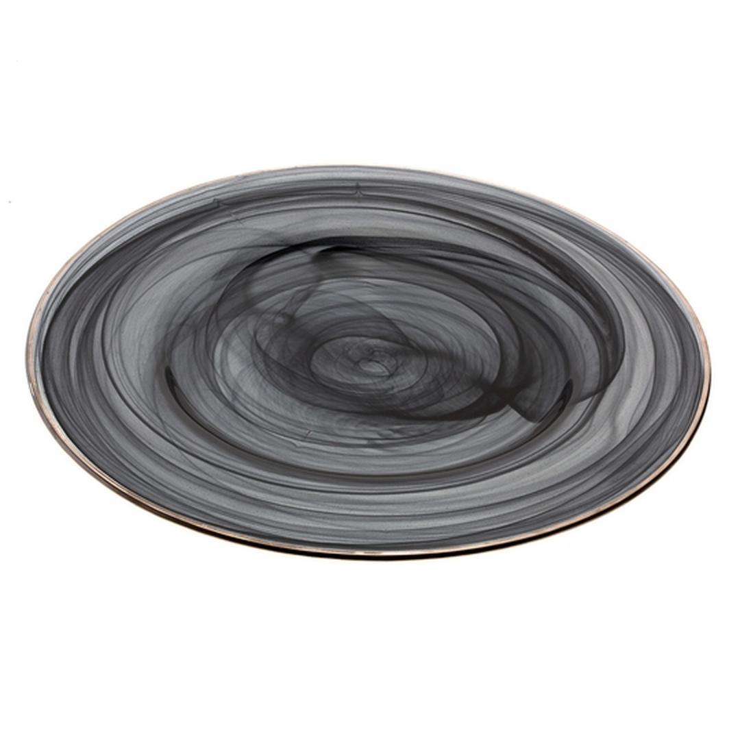 Jumbo Smoke 34 cm Gümüş Rim Supla