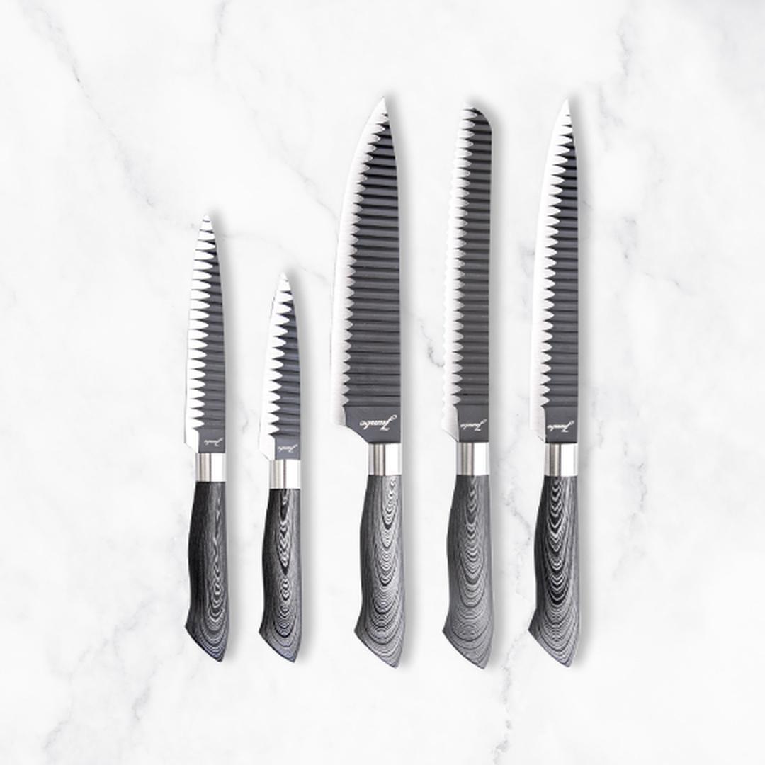 Jumbo Viva 5 Parça Bıçak Seti