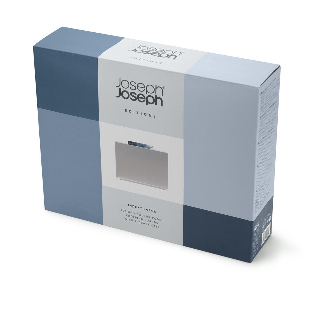 Joseph & Joseph 60168 Editions Collection Index Kesme Tahtası Seti