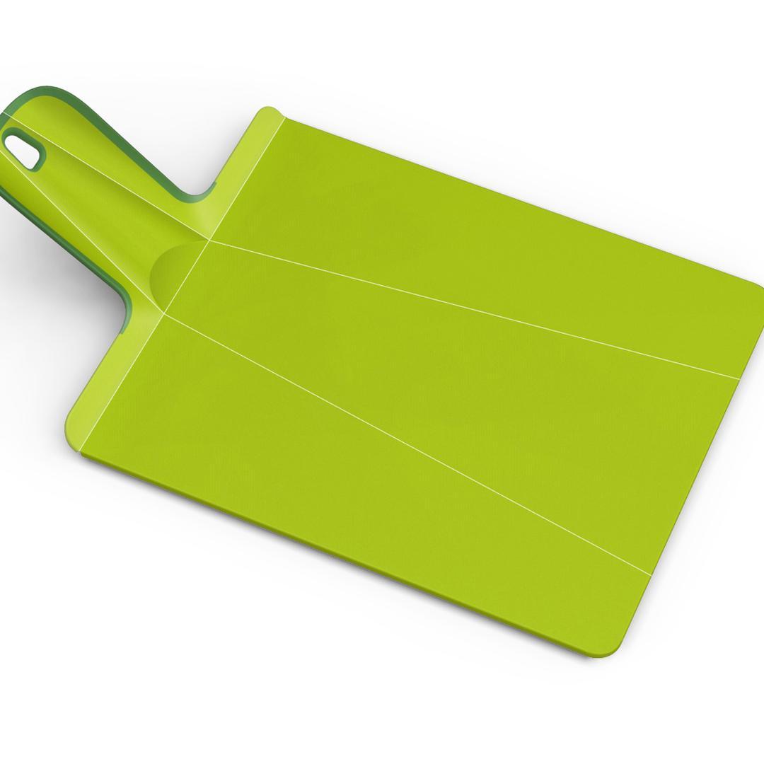 Joseph & Joseph NSG016SW  Küçük Katlanır Kesme Tahtası -Yeşil