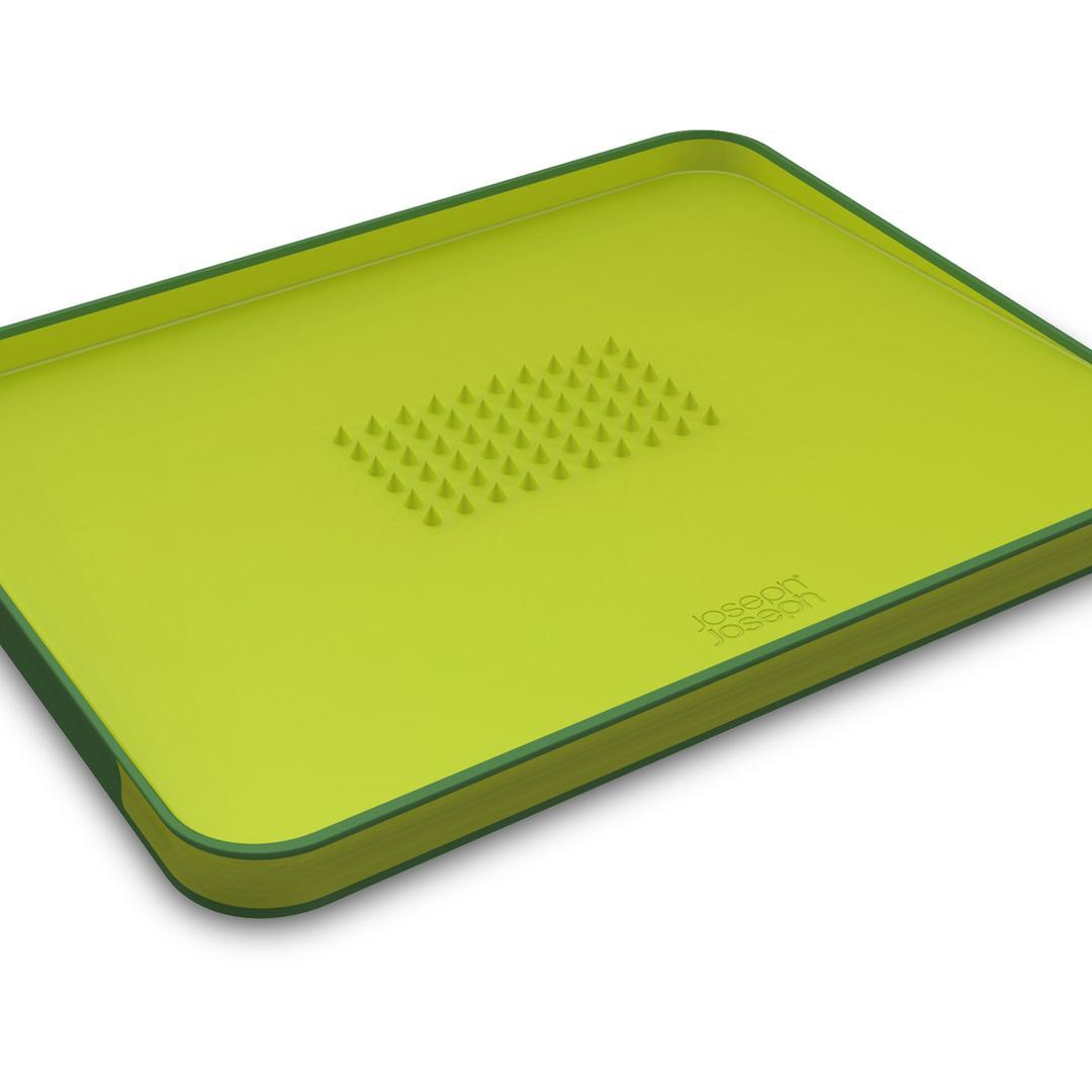 Joseph & Joseph 60001 Cut&Carve Plus Büyük Kesme Tahtası -Yeşil