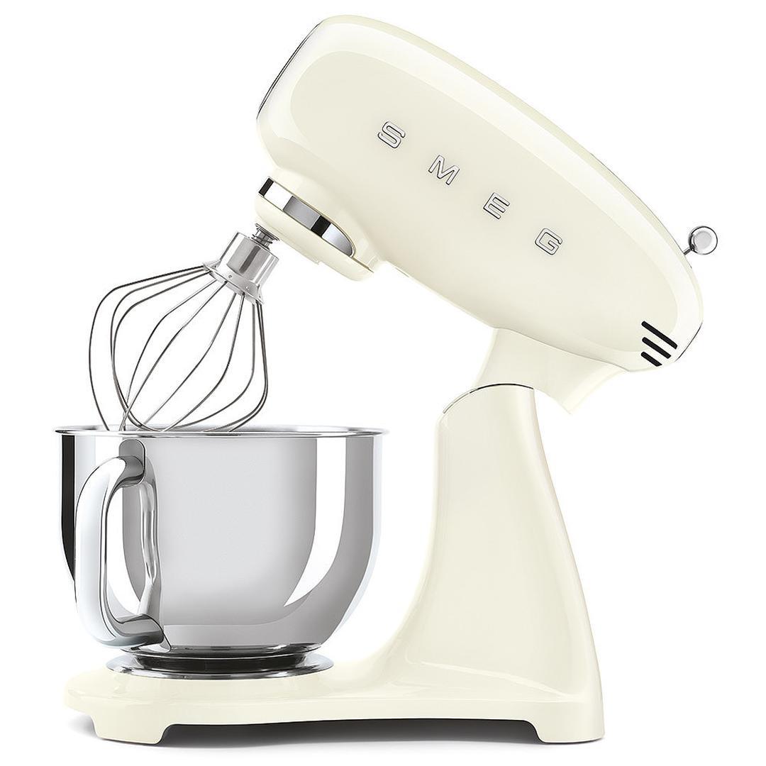 Smeg Hamur Karıştırma Makinesi Full Cream SMF03CREU