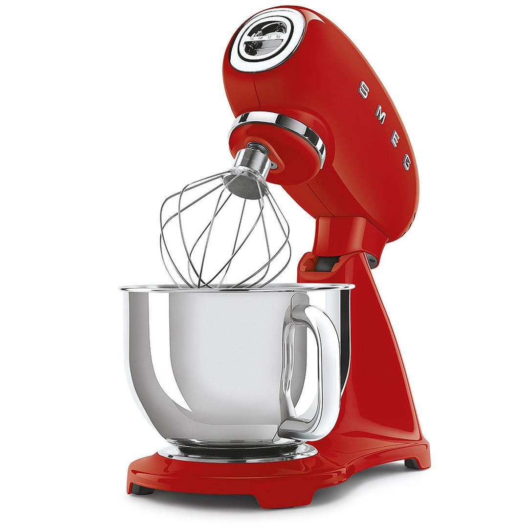Smeg Full Red  Hamur Karıştırma Makinesi SMF03RDEU