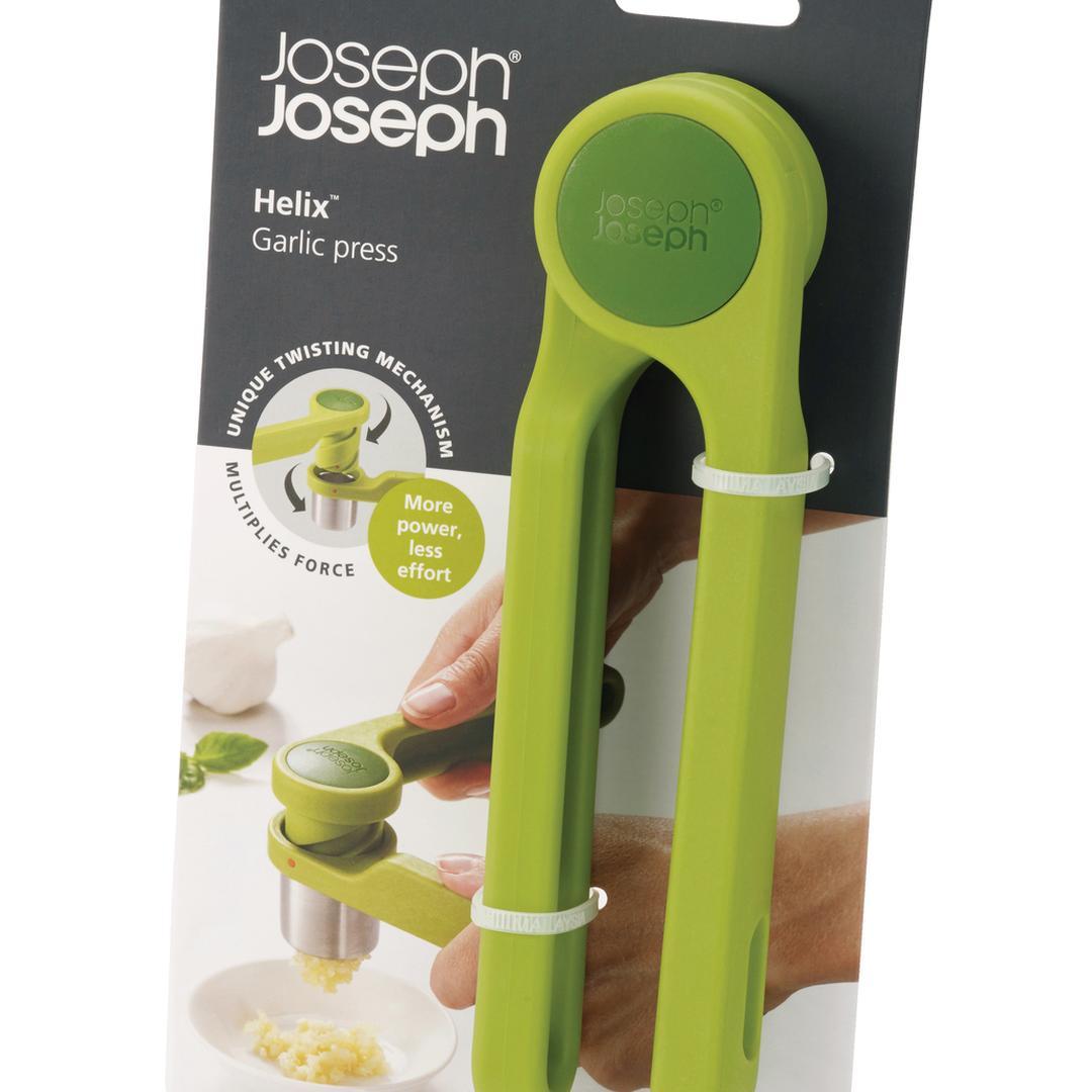 Joseph & Joseph 20102 Helix Sarımsak Ezici-Yeşil