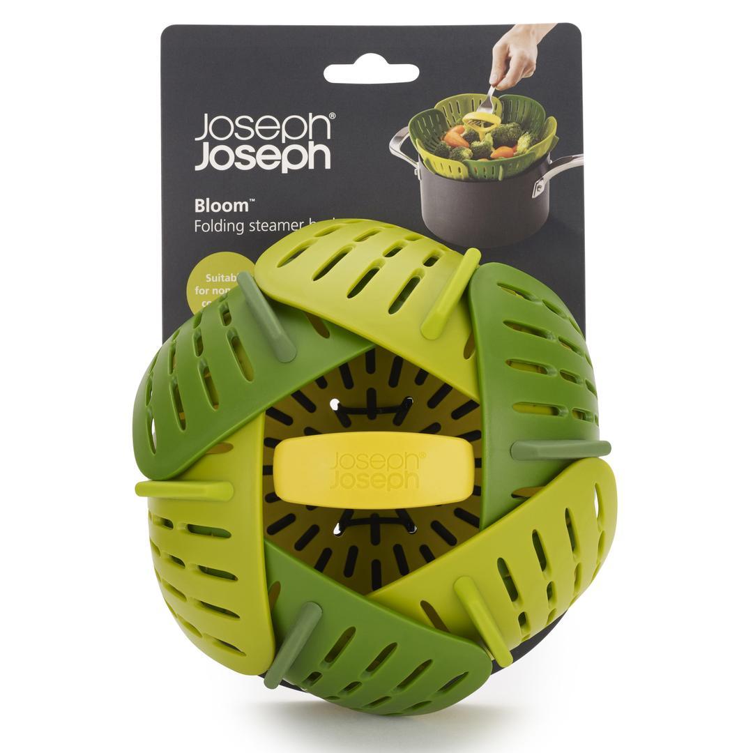 Joseph & Joseph 45030 Bloom Katlanır Buharda Pişirme Sepeti-Yeşil