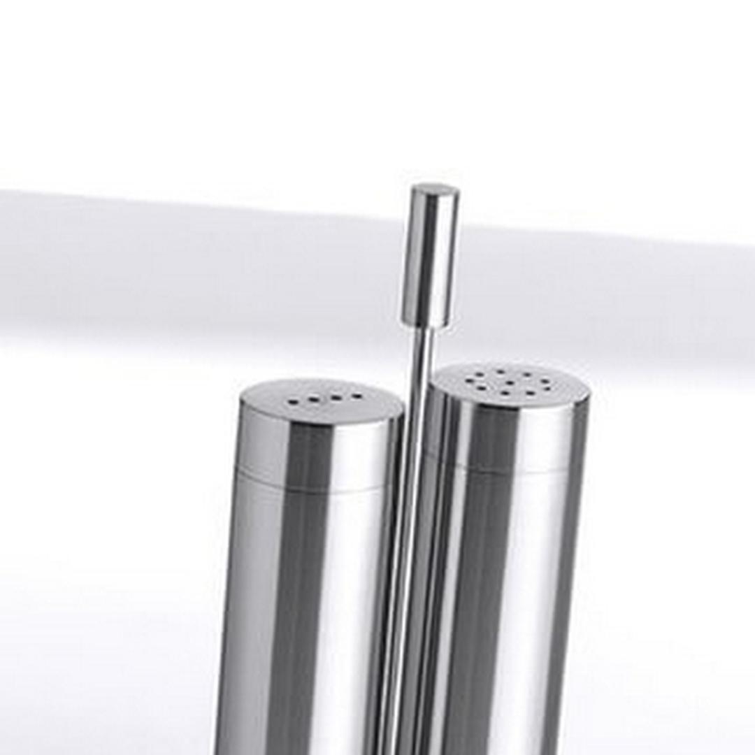 Jumbo 6700 Mat Metal Standlı Tuzluk Biberlik