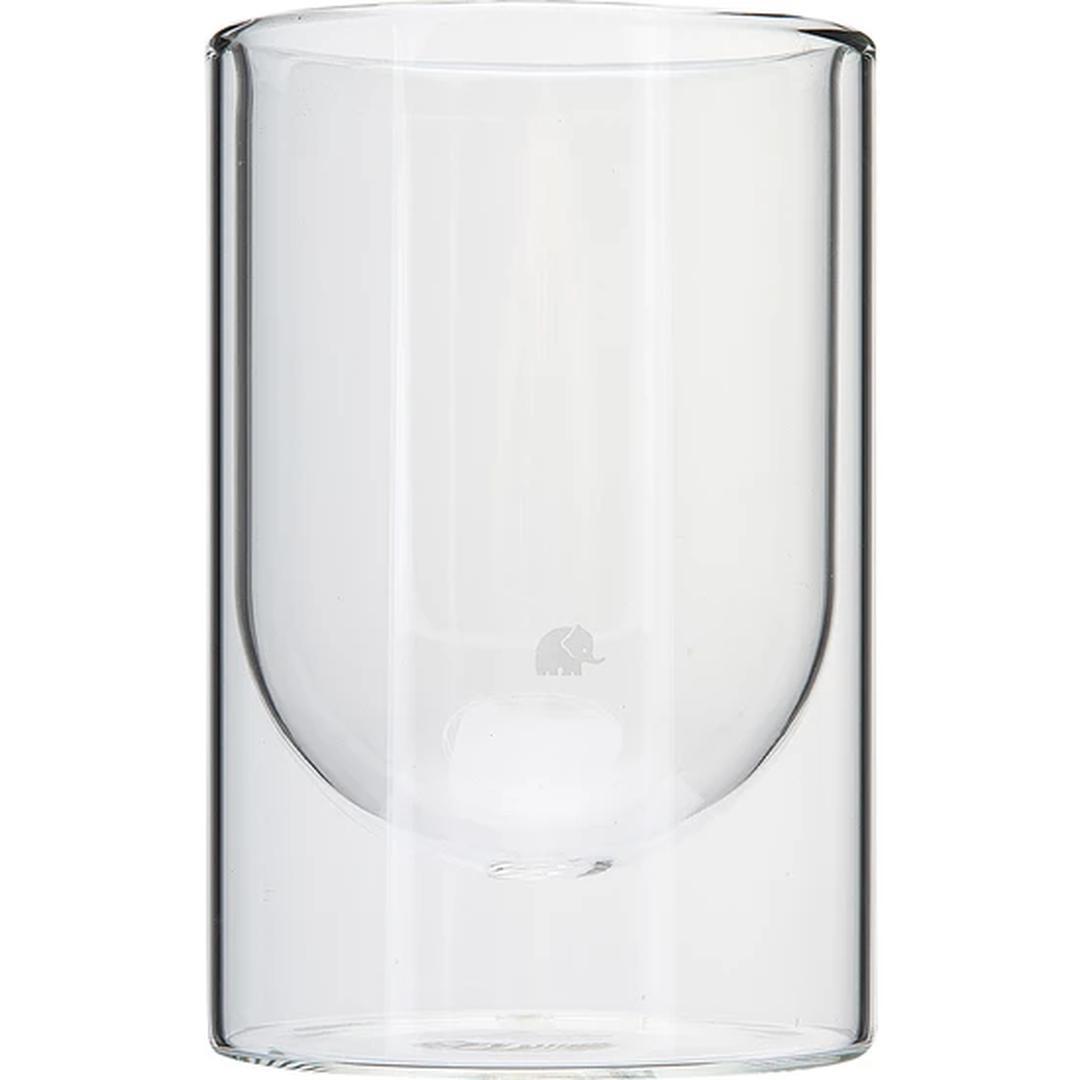 Jumbo Glory 2 li Double Wall Çift Cidarlı Purolu Viski Bardağı 350 ml