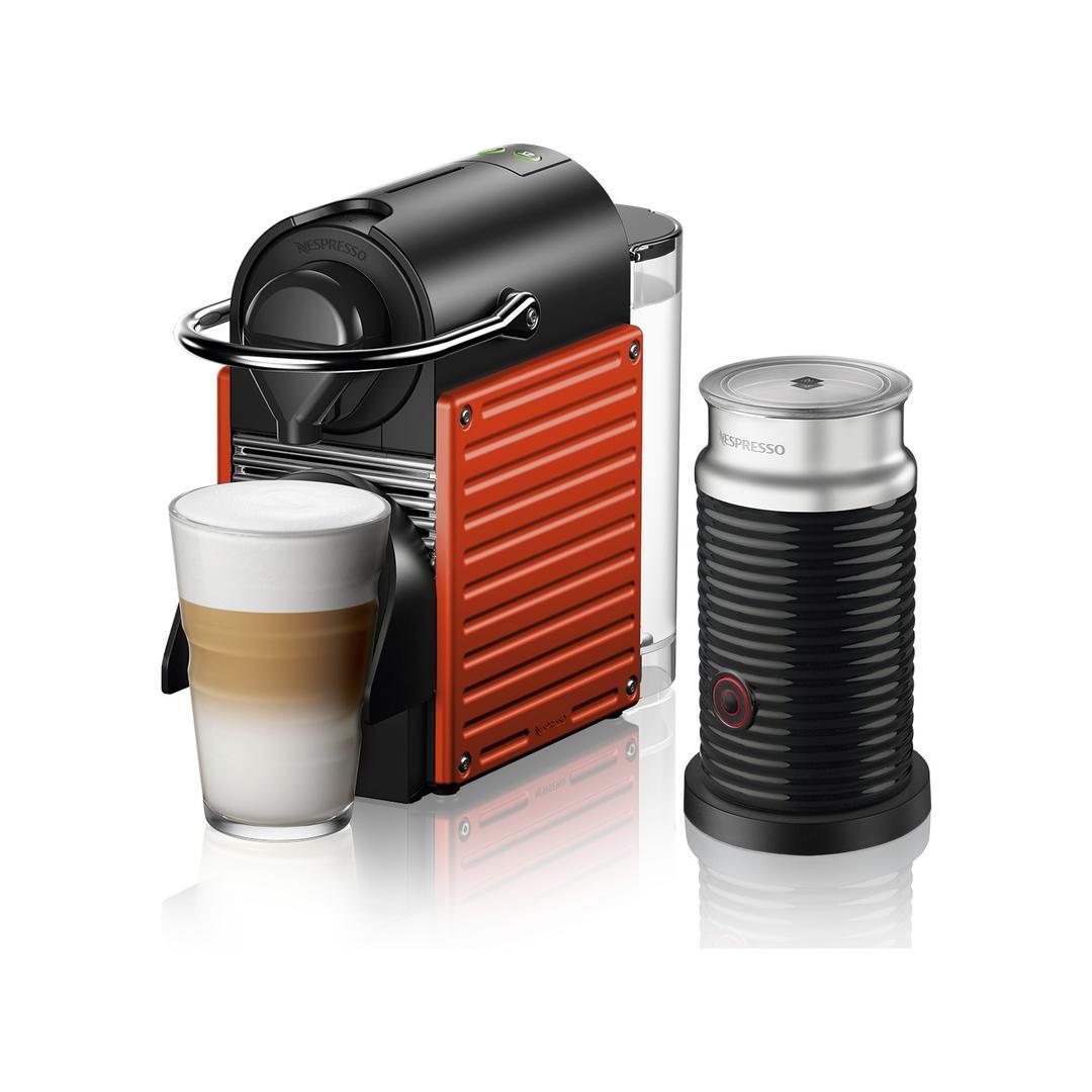 Nespresso C66R Pıxıe Red Bundle Kahve Makinesi