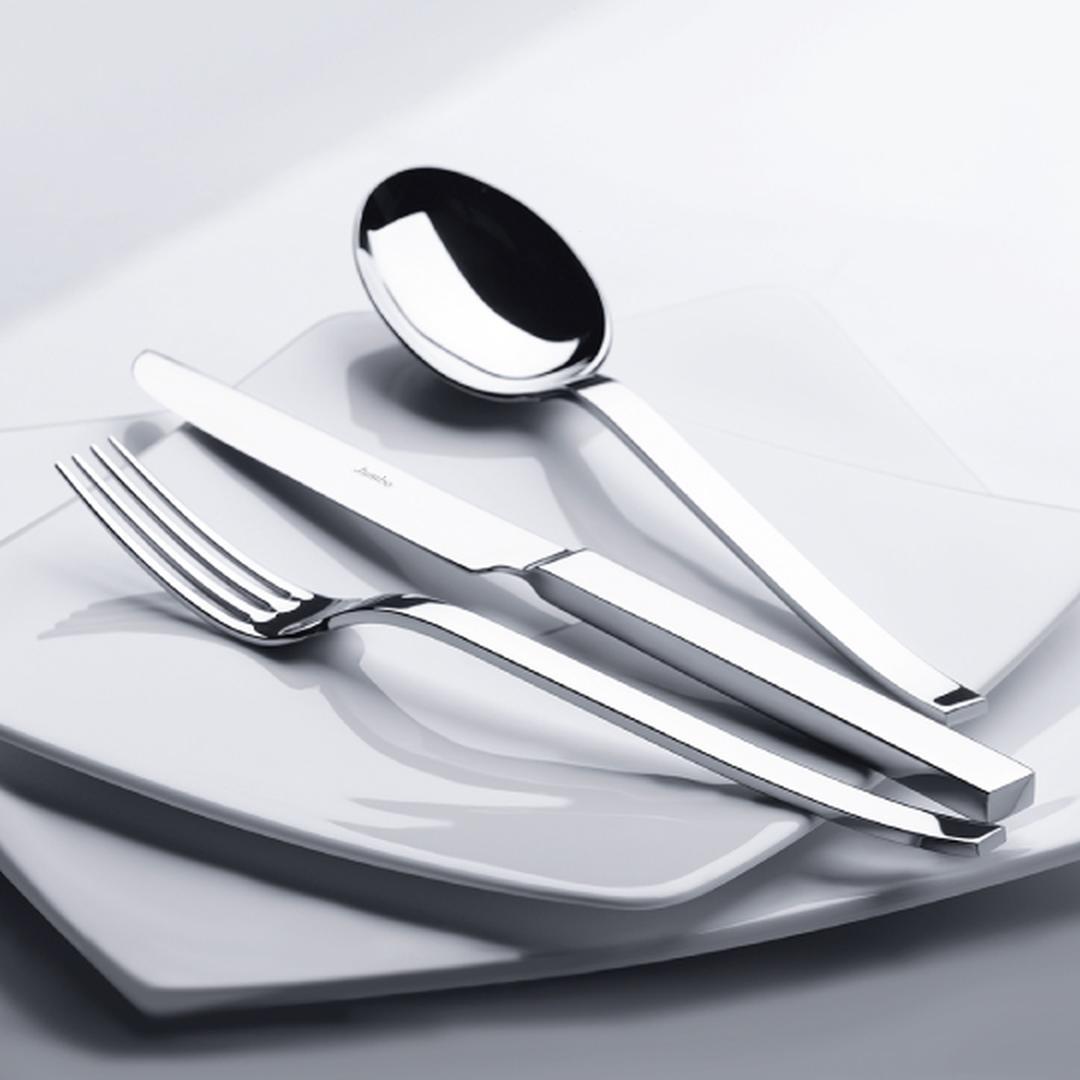Jumbo 4200 Gümüş 12 Kişilik 89 Parça Çatal Kaşık Bıçak Seti