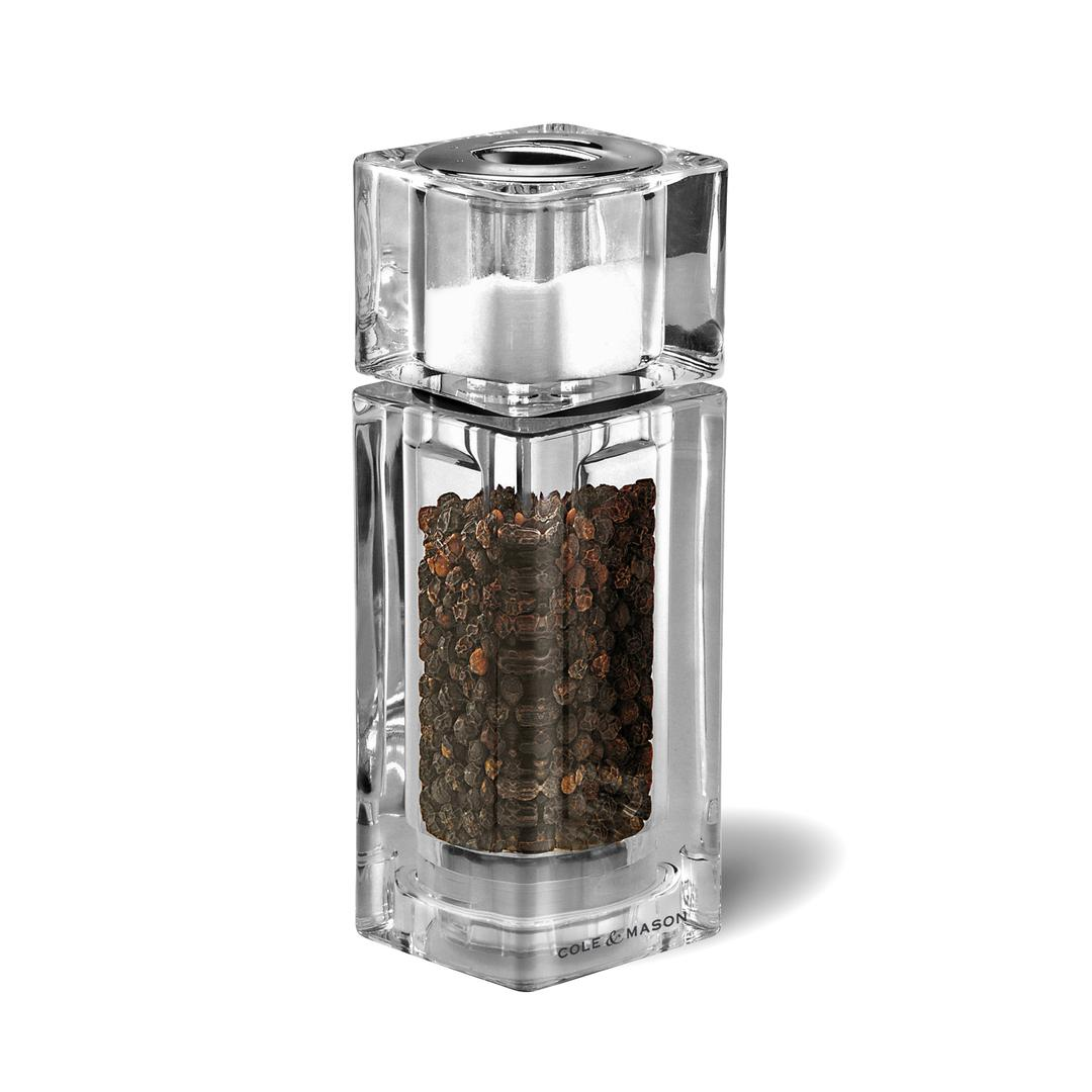 Cole & Mason Cube 145mm Combi Tuz&Biber Değirmeni Seti H33506P