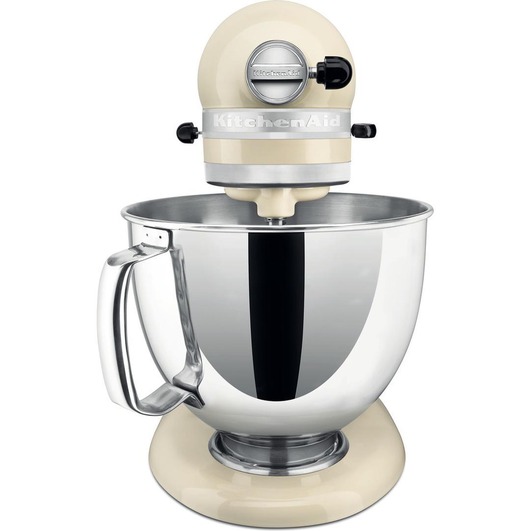 Kitchenaid 4,8L Stand Mikser 5KSM175PS Almond Cream-EAC