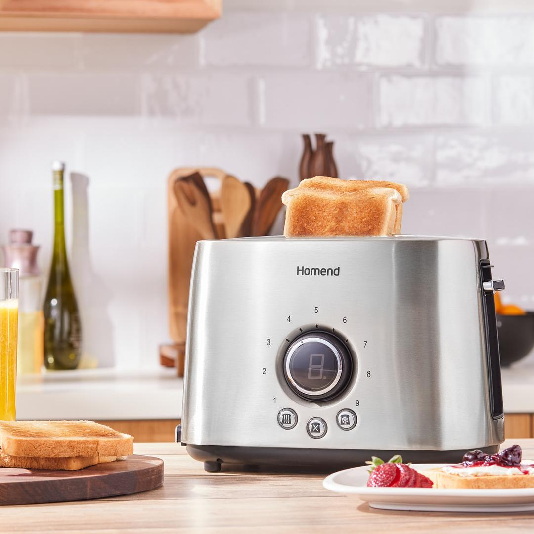 Homend Breadfast 1502H Ekmek Kızartma Makinesi