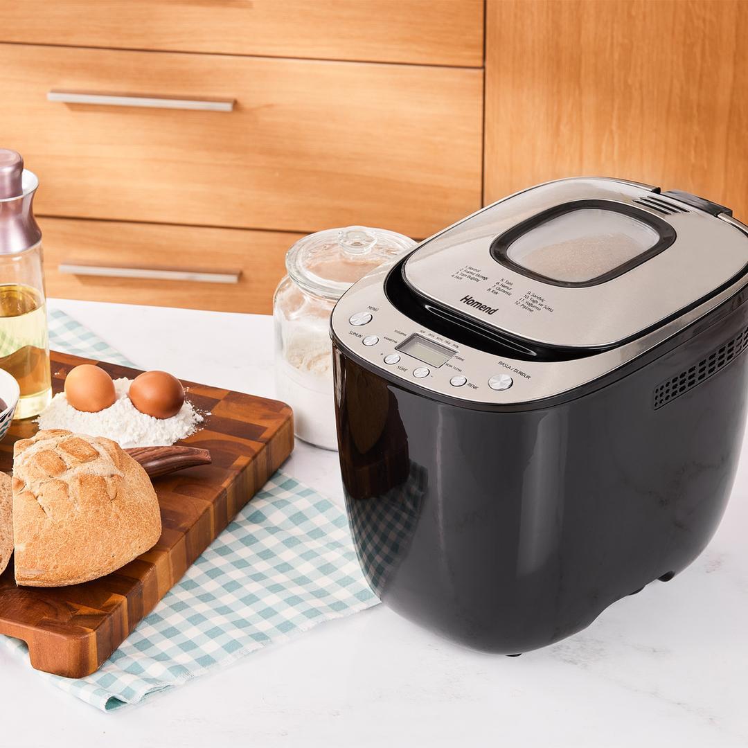 Homend Breadfast 1503H Ekmek Yapma Makinesi