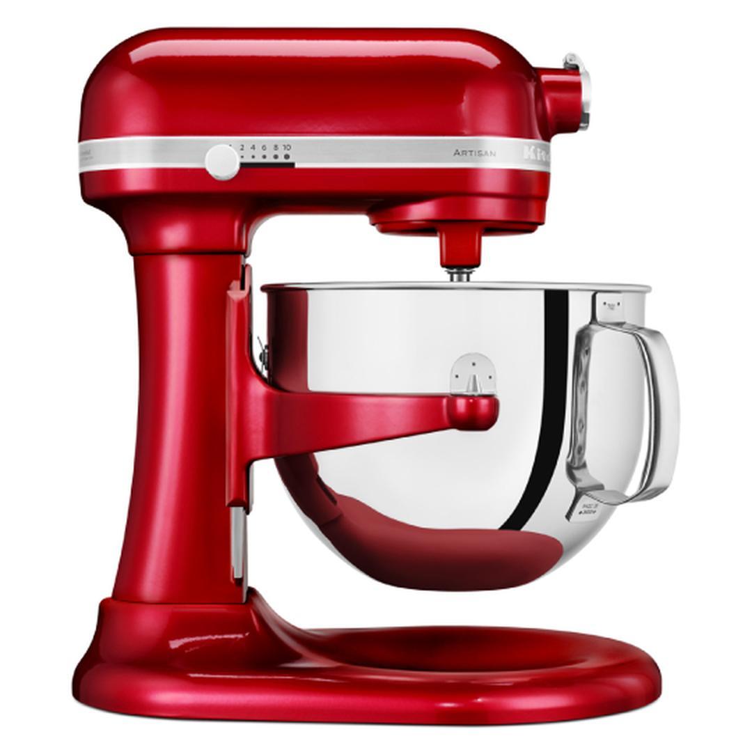 Kitchenaid 6,9L Stand Mikser 5KSM7580X Candy Apple-ECA
