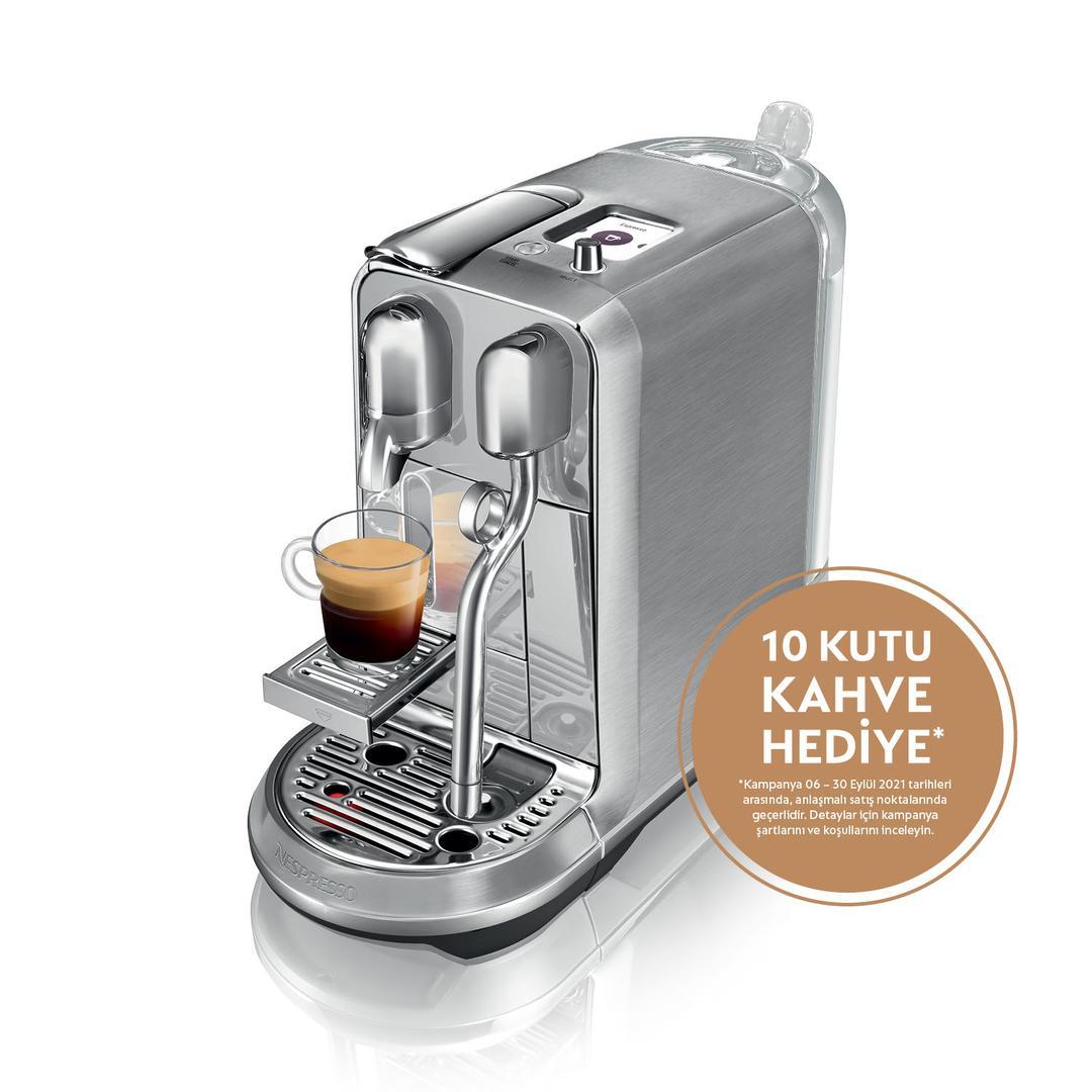 Nespresso J520 Creatista Plus