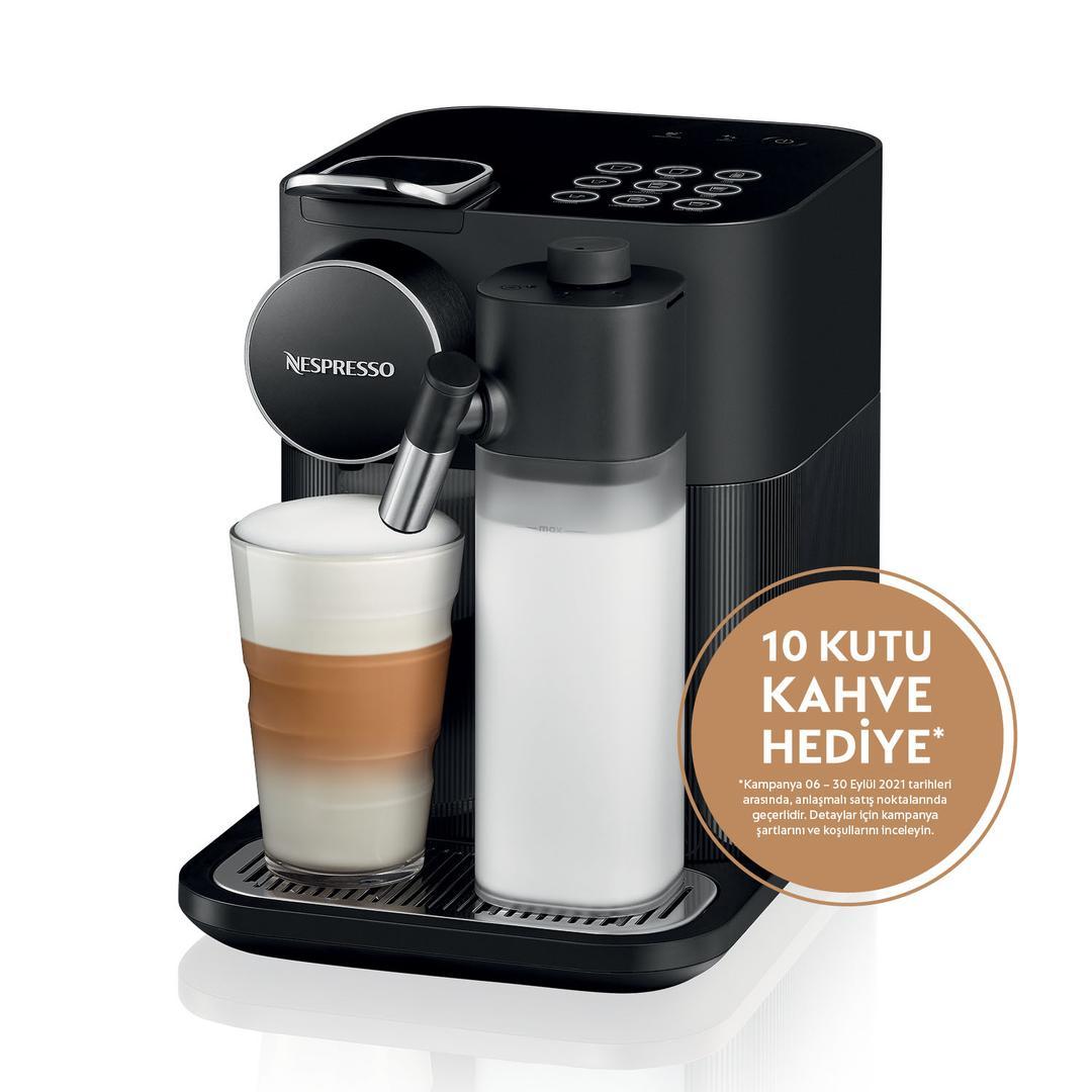 Nespresso F121 Lattissima One Black