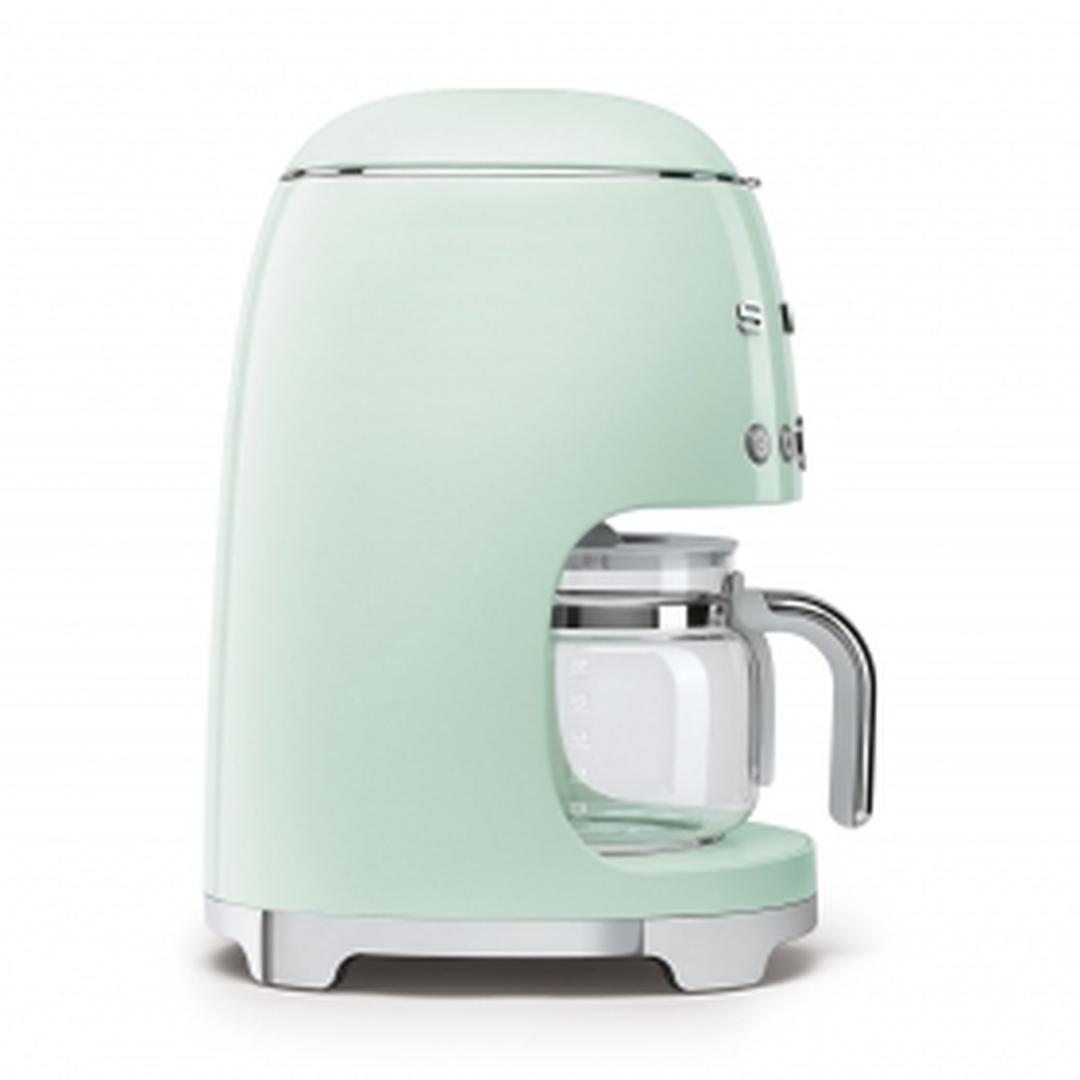 Smeg- Linea 50's Retro Style- Filtre Kahve Makinesi- Green Dcf02pgeu