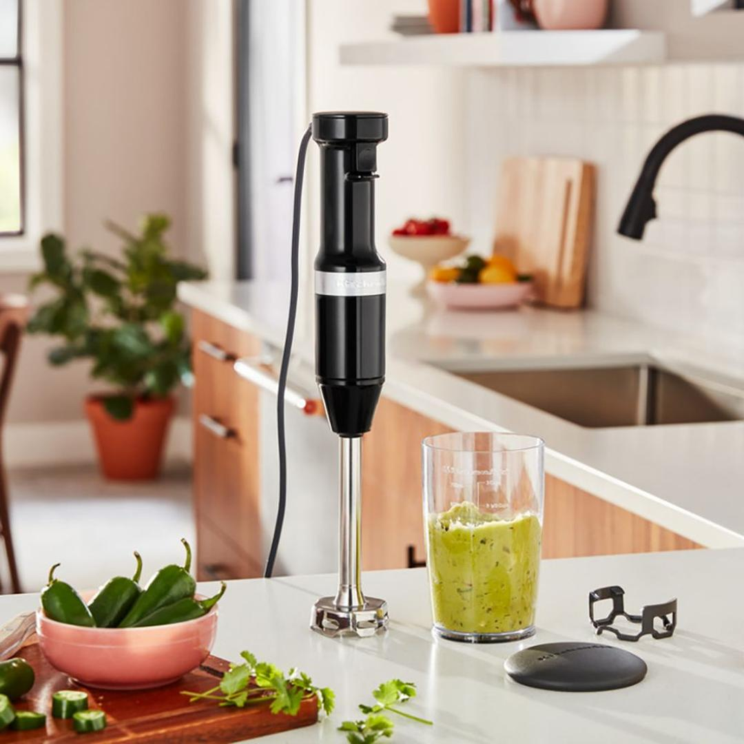 Kitchenaid Klasik El Blender 5KHBV53 Onyx Black-EOB