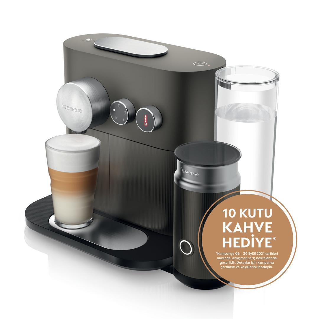 Nespresso C85 Expert Milk Kahve Makinesi