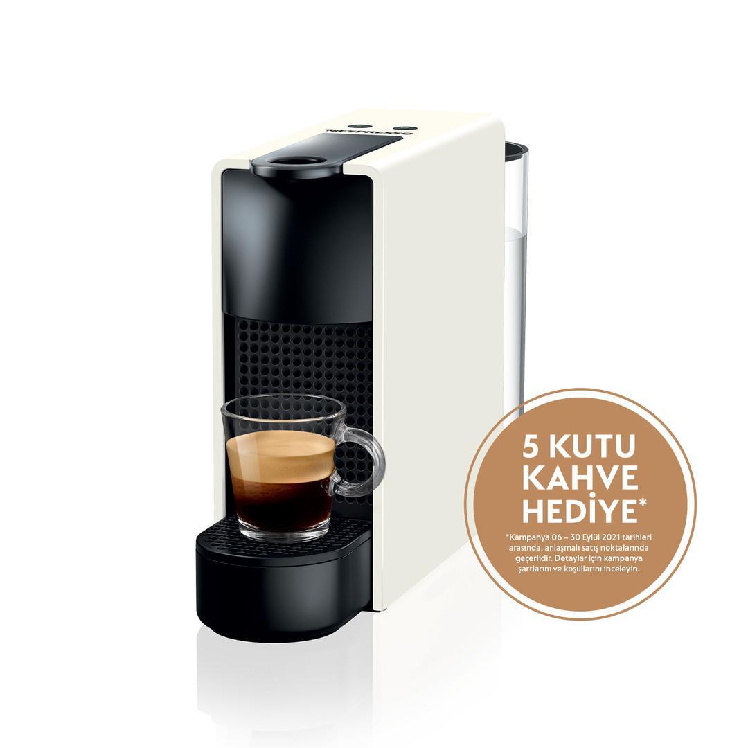 Nespresso C45 Essenza Plus Beyaz