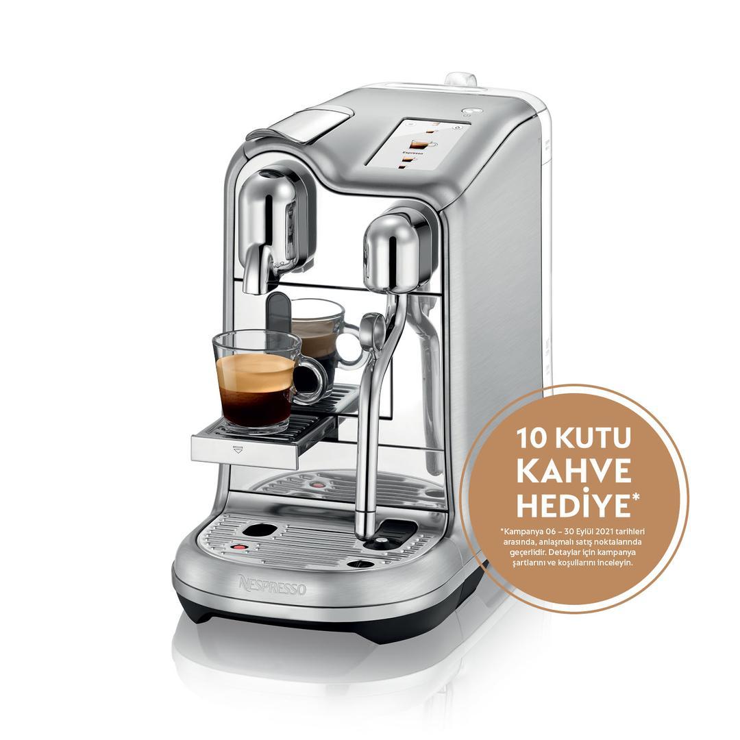Nespresso J620 Creatista Pro