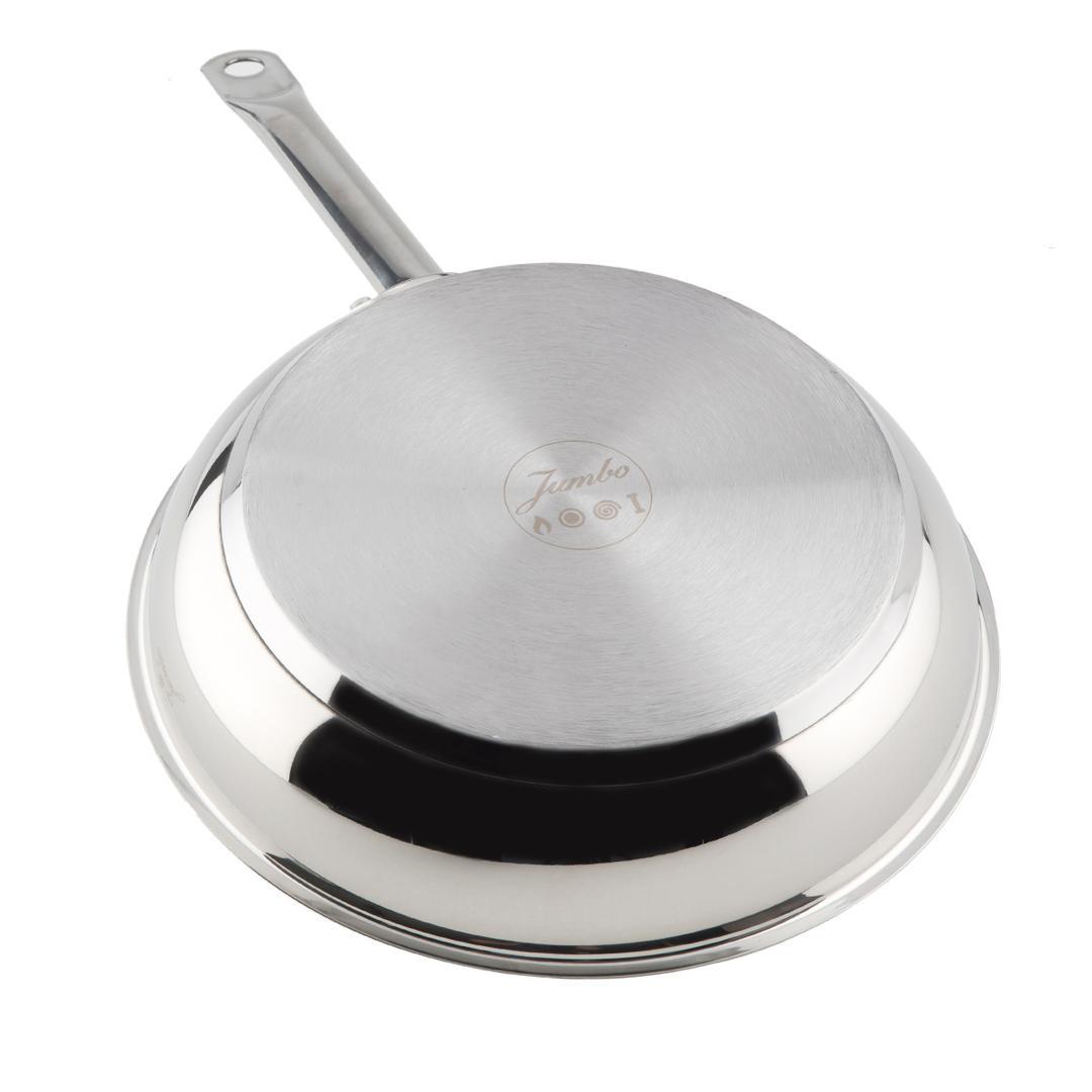 Jumbo Majör 26 cm Çelik Tava