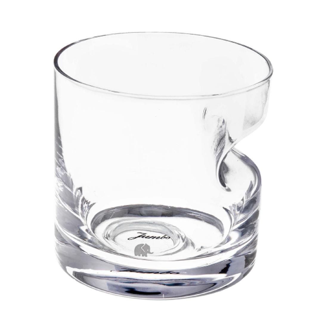 Jumbo Glory  2'li Purolu Viski Bardağı 350 ml