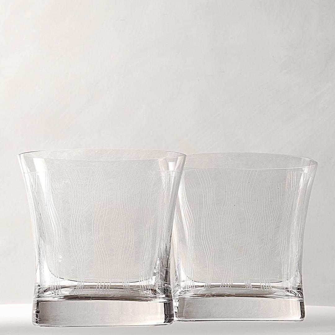Jumbo Evy Dalga 6'lı Su Bardağı Seti