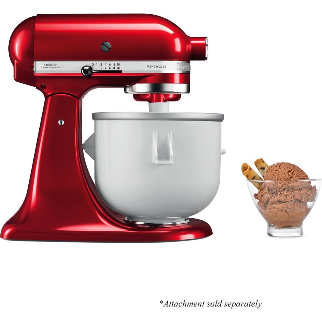 Kitchenaid Dondurma Yapma Makinesi Aksesuarı-5KICA0WH