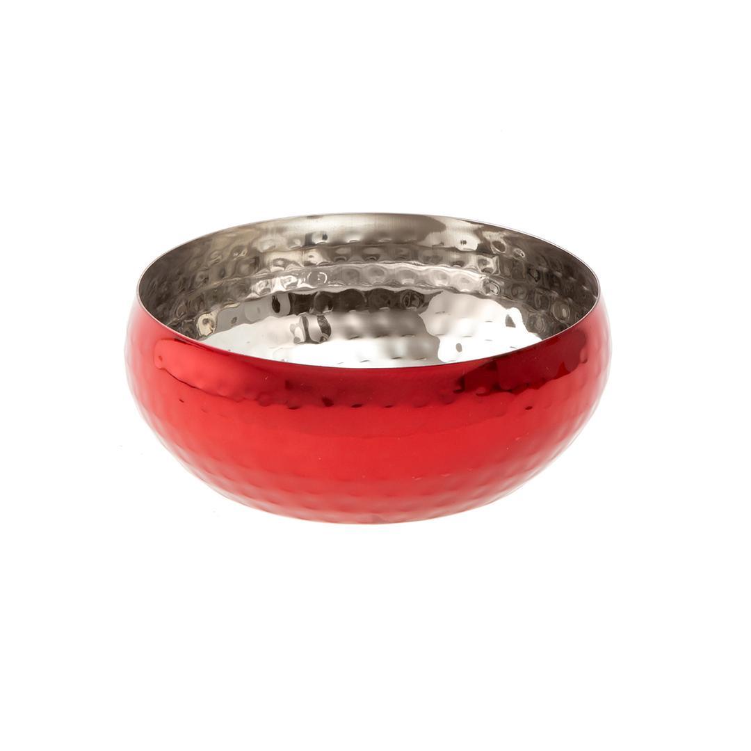 Jumbo Marsel Hamemred 12 Cm Red & Silver Çerezlik
