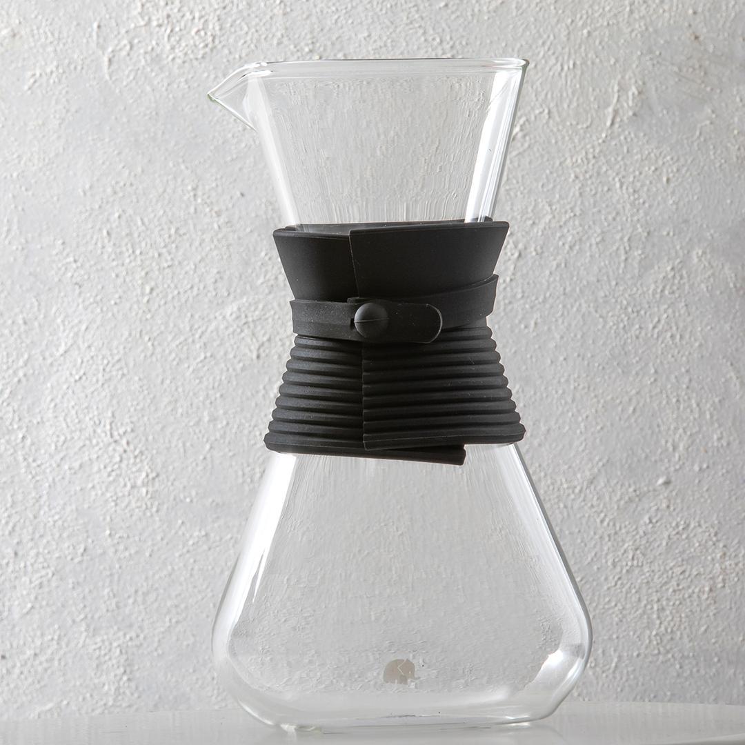 Jumbo Glory  550 Ml Cam Kahve Demleme Ekipmanı