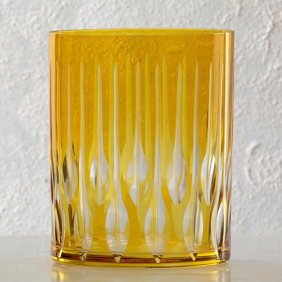 Jumbo Asorti 6'lı Damla Su Bardağı