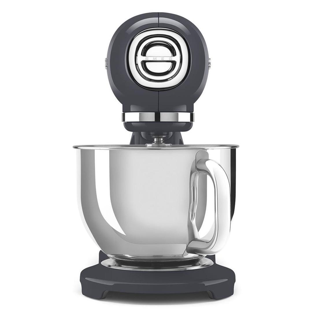 Smeg Hamur Karıştırma Makinesi Full Barut Grey Smf03 Greu